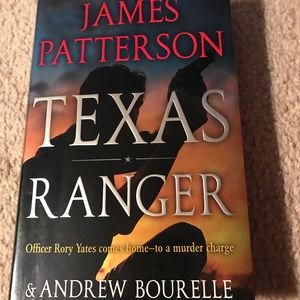 Other - James Patterson TEXAS RANGER Hardback New Release